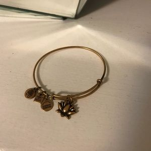 Alex & Ani Lotus Flower Bracelet